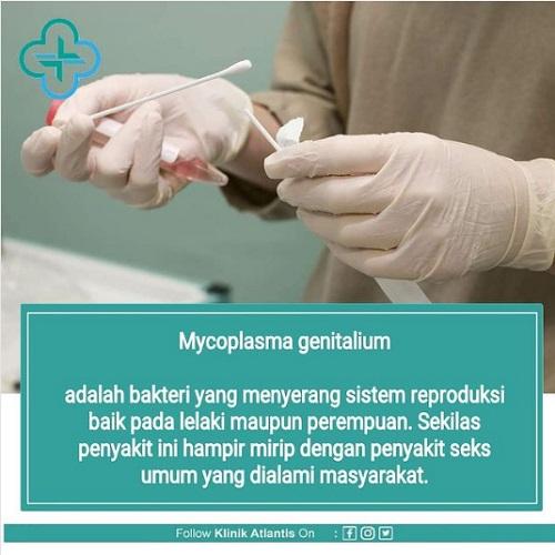 Mycoplasma Genitalium Klinik Atlantis