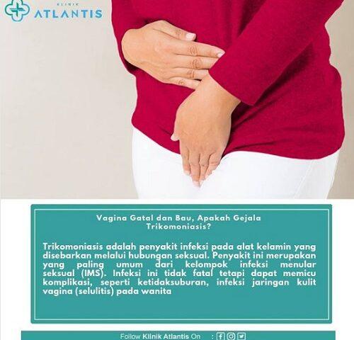Vagina Gatal dan Bau
