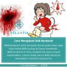 Cara Mengobati BAB Berdarah