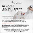 Rapid Test Covid-19 di Klinik Atlantis