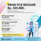 Swab Antigen Swab PCR