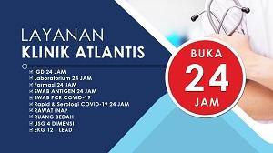 Layanan Klinik Atlantis Medan 24 jam